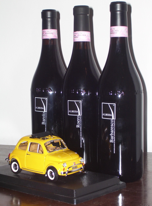 Albeisa la bottiglia dei vini di langhe e roero enologo for Bottiglia in francese